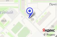 Схема проезда до компании ОТДЕЛ ПЕНСИОННОГО ФОНДА РФ в Муравленко