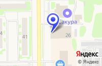 Схема проезда до компании АПТЕЧНЫЙ ПУНКТ в Муравленко