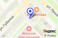 Схема проезда до компании ОТДЕЛЕНИЕ ПОЧТОВОЙ СВЯЗИ МУРАВЛЕНКО N 2 в Муравленко