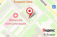 Схема проезда до компании Управление образования в Муравленко