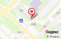 Схема проезда до компании Body Hype в Муравленко