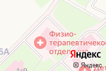 Схема проезда до компании Муравленковская городская больница в Муравленко