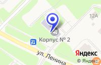 Схема проезда до компании МЕЖШКОЛЬНЫЙ УЧЕБНЫЙ КОМБИНАТ в Муравленко