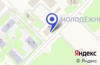 Схема проезда до компании МАГАЗИН N 7 в Муравленко