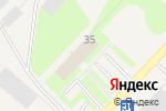 Схема проезда до компании Управление физической культуры и спорта в Муравленко