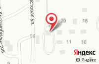 Схема проезда до компании Аптека в Кузнечихе