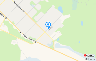 Местоположение на карте пункта техосмотра по адресу Ямало-Ненецкий АО, г Муравленко, ул Энергетиков, д 3
