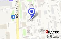 Схема проезда до компании ПРОДОВОЛЬСТВЕННЫЙ МАГАЗИН ЗАВОДСКОЙ в Калачинске
