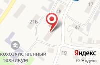 Схема проезда до компании Мобис в Иваново