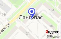 Схема проезда до компании АЗС N 2Л ЛУКОЙЛ в Лангепасе