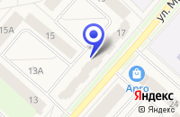 Схема проезда до компании ПАРИКМАХЕРСКАЯ ВОЛШЕБНИЦА в Лангепасе