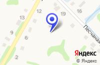 Схема проезда до компании ФЕРМЕРСКОЕ ХОЗЯЙСТВО ПРОМЕТЕЙ в Муромцеве