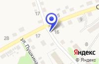 Схема проезда до компании ПРОКУРАТУРА МУРОМЦЕВСКОГО РАЙОНА в Муромцеве