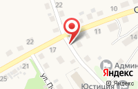 Схема проезда до компании МУРОМЦЕВСКИЙ РАЙОННЫЙ СУД в Муромцево