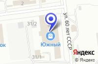 Схема проезда до компании БАНКОМАТ СИБНЕФТЕБАНК в Ноябрьске