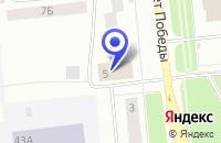 Схема проезда до компании МАГАЗИН МЕТЕЛИЦА в Ноябрьске
