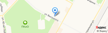 Ямальская Платежная Компания на карте Ноябрьска