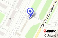 Схема проезда до компании МАГАЗИН РИТМ в Ноябрьске