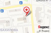 Схема проезда до компании Кулинария на ул. Ленина в Высоком