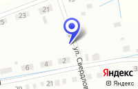 Схема проезда до компании СТРОИТЕЛЬНАЯ ФИРМА ЭНЕРГОСПЕЦМОНТАЖ в Татарске