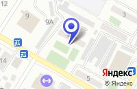 Схема проезда до компании ПРОДУКТОВЫЙ МАГАЗИН ПРОГРЭСС в Татарске
