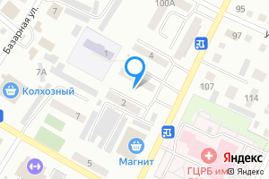 Однокомнатная квартира в Татарске Базарная пл