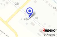 Схема проезда до компании МАГАЗИН № 19 ПРОДУКТЫ в Татарске