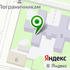 Местоположение компании Детский сад №5, Крепыш