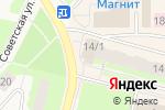 Схема проезда до компании Банкомат, Ханты-Мансийский банк Открытие, ПАО в Мегионе