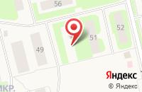 Схема проезда до компании Строительная Компания Барельеф в Губкинском