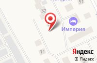 Схема проезда до компании Авто-Лизинг в Губкинском