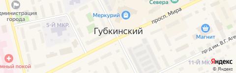 629830, ЯНАО, г. Губкинский, мкр. 2, д. 34, 2 этаж, офис 6