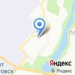 Конвент-Плюс на карте Нижневартовска