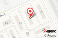 Схема проезда до компании Корпорация Территория-Северная Группа в Губкинском