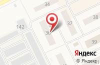Схема проезда до компании Внига в Губкинском