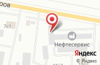 Схема проезда до компании Сибирьнефтенродукт в Нижневартовске