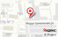 Схема проезда до компании Диджитал Трейдинг в Нижневартовске