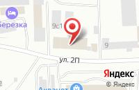 Схема проезда до компании Северная Линия-Опт в Нижневартовске