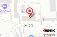 Схема проезда до компании Магазин в Янтарном