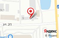 Схема проезда до компании ДЖИЛЕКС в Подольске