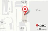 Схема проезда до компании Престиж в Нижневартовске
