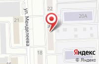 Схема проезда до компании Нв-Аналитика в Нижневартовске