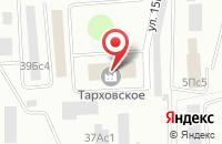 Схема проезда до компании Века-Транс в Нижневартовске