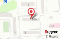 Схема проезда до компании Войсковая Часть 6797 в Красненькой
