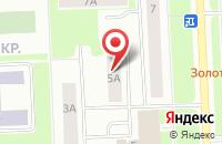 Схема проезда до компании Аврора в Нижневартовске