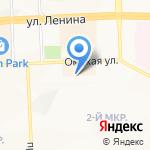 Региональный центр охраны труда на карте Нижневартовска