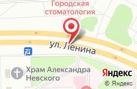 Схема проезда до компании Уралстройинвест в Тюмени