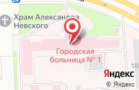 Схема проезда до компании Ореол в Нижневартовске
