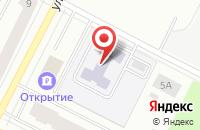Схема проезда до компании Итернити в Нижневартовске