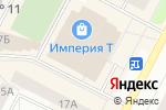 Схема проезда до компании Московский в Нижневартовске